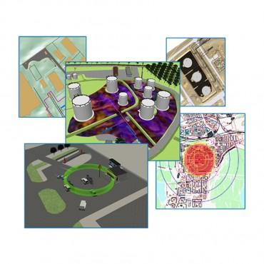 Разработка планов мероприятий по локализации и ликвидации последствий аварий на ОПО
